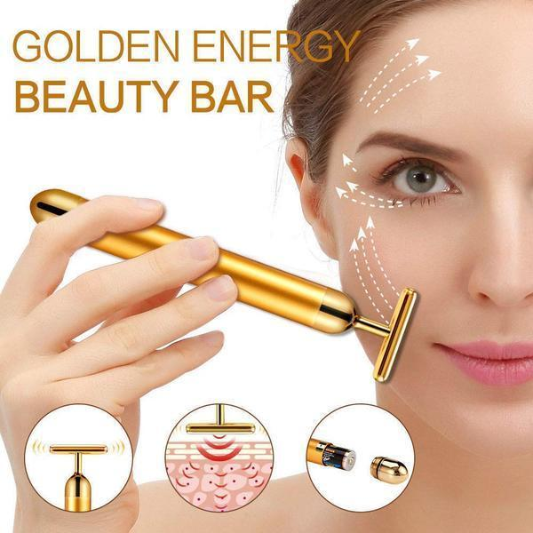 24K Gold Beauty Magic Bar