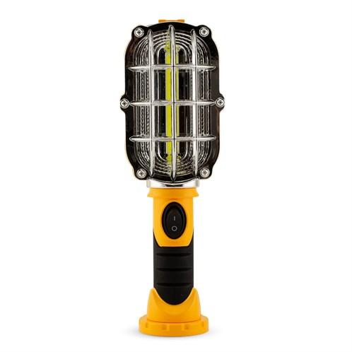 Handy Brite - The cordless, LED work light that you can hang up or stick up with magnets