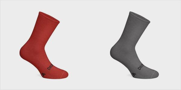 Alpaca cycling socks | DROMARTI