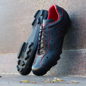 Dromarti Sportivo SPD leather gravel shoe