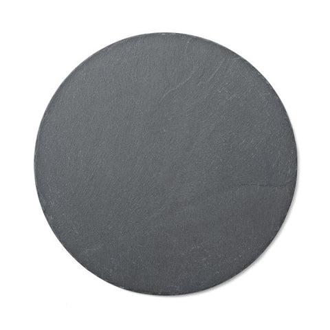 New Norm Natural Slate Plate by Norm Architects