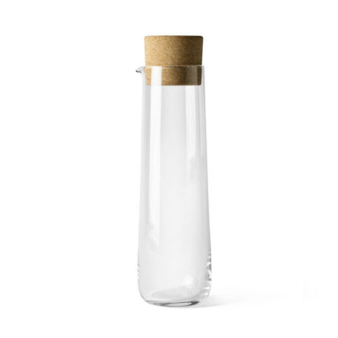 Water Carafe Cork Lid by Norm Architects