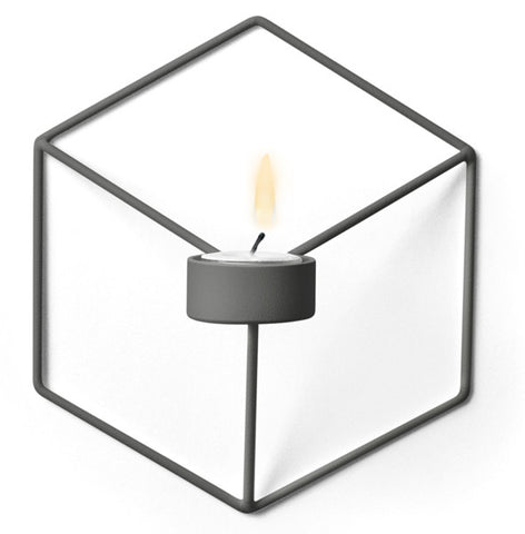 POV Wall Candleholder by Note