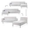 Davenport Bi-Sectional by Gus Modern