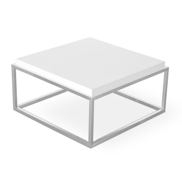 Drake Coffee Table Square By Gus Modern Coffee Table Table Wood - Drake coffee table
