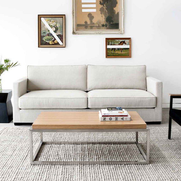 Drake Coffee Table Rectangle By Gus Modern Coffee Table Table - Drake coffee table