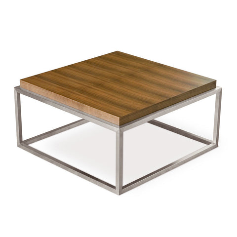 Drake Coffee Table Square by Gus Modern