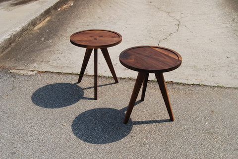 Four Minus One Side Table