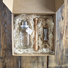 The Mason Shaker Gift Set by The Mason Shaker