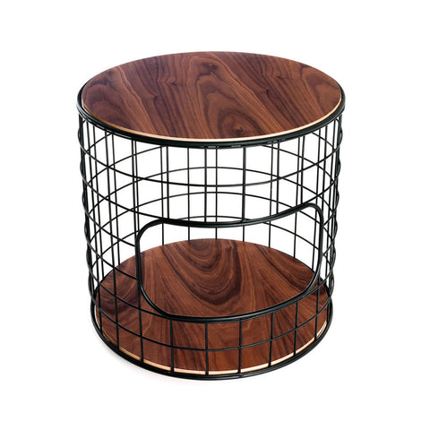 Wireframe End Table by Gus Modern