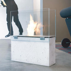 Muro Bio-alcohol Fireplace