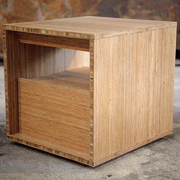 Box Side Table