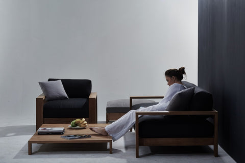 Danao Exo Lounge Coffee Table by Ann Vering