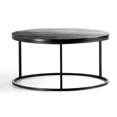 CS Mesa Round Coffee Table by Paul Delaisse