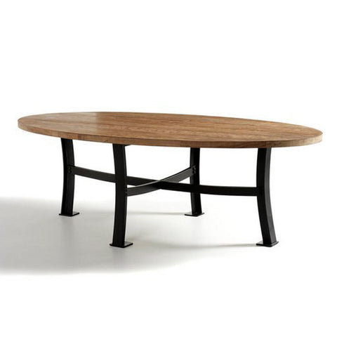 CS Basic Oval Table (94) by Paul Delaisse