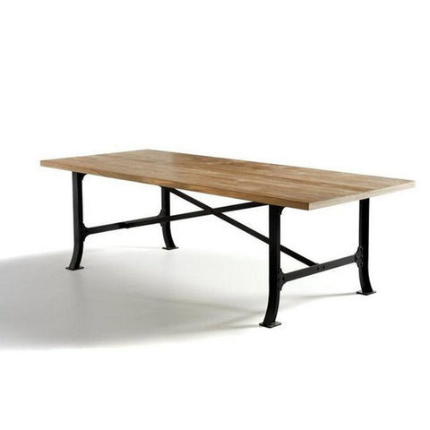 CS 1-X Metal Basic Table by Paul Delaisse