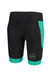 Women's Aquaflo+ Tri Shorts Green - Zone3 - Flaming Pink