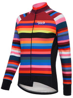 Stolen Goat Winter Cycling Jacket – Women's Mashup - Stolen Goat - Flaming Pink