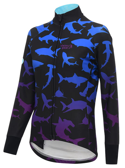 Stolen Goat Winter Cycling Jacket – Quint - Stolen Goat - Flaming Pink