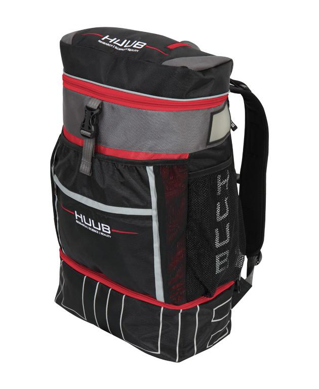 HUUB Triathlon Transition Rucksack - Red - HUUB - Flaming Pink