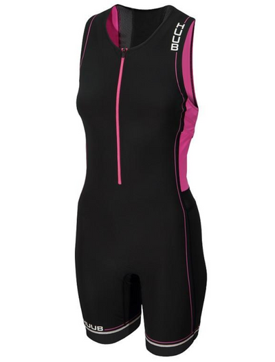 HUUB Core Triathlon Suit - HUUB - Flaming Pink
