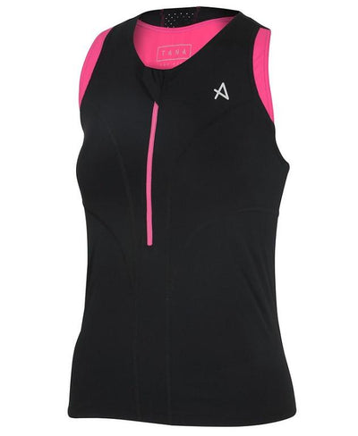 HUUB Tana Triathlon Top - HUUB - Flaming Pink