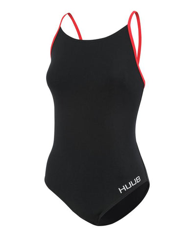 HUUB Swim Training Costume - HUUB - Flaming Pink