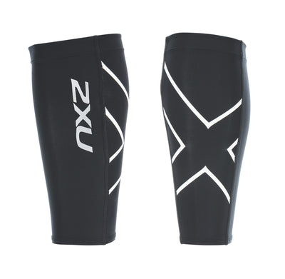 2XU Compression Calf Guards - 2XU - Flaming Pink