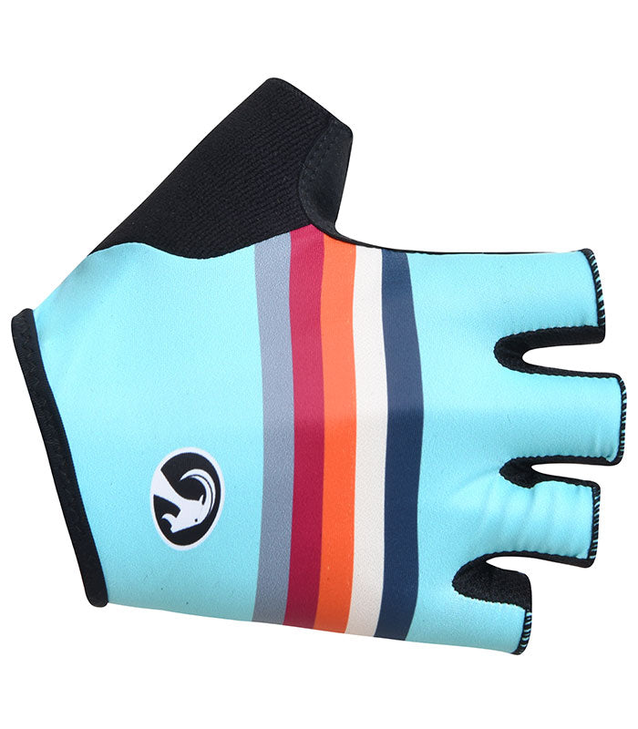 Stolen Goat Fury Cycling Gloves - Stolen Goat - Flaming Pink