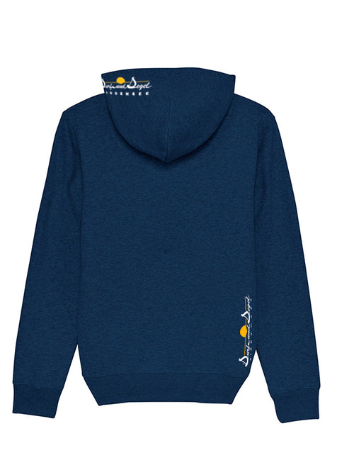 Surf und Segel Hiddensee — Damen Kapuzenpullover