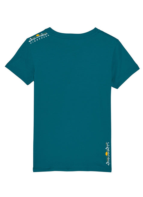 Surf und Segel — Kinder T-Shirt