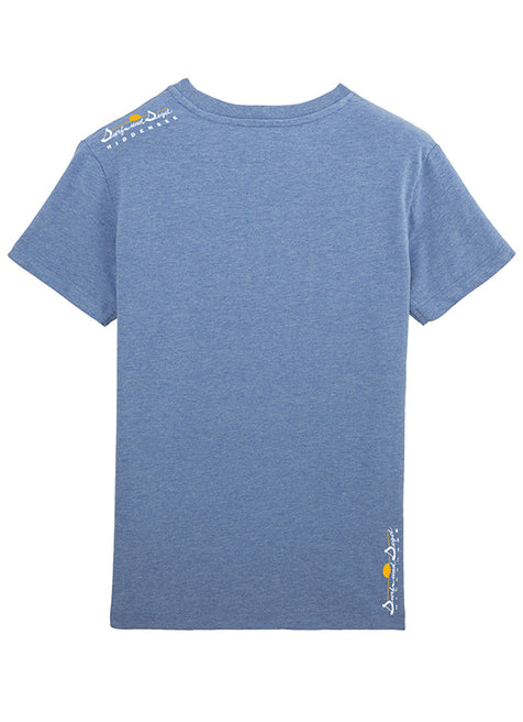 Surf und Segel Hiddensee — Kinder T-Shirt