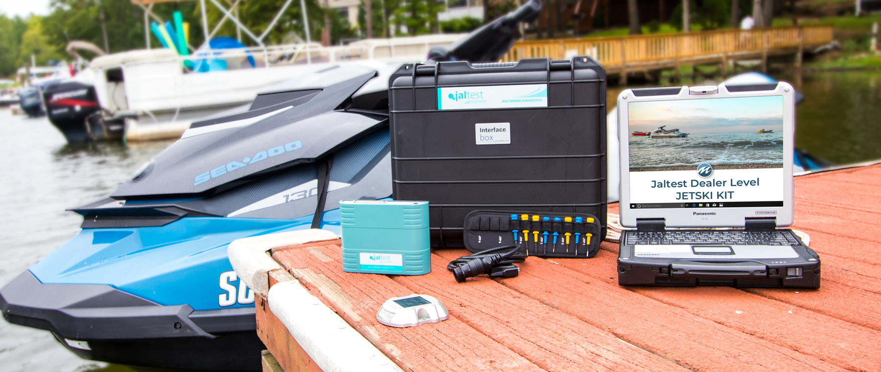 Cojali Jaltest Marine Diagnostic Tool Explained