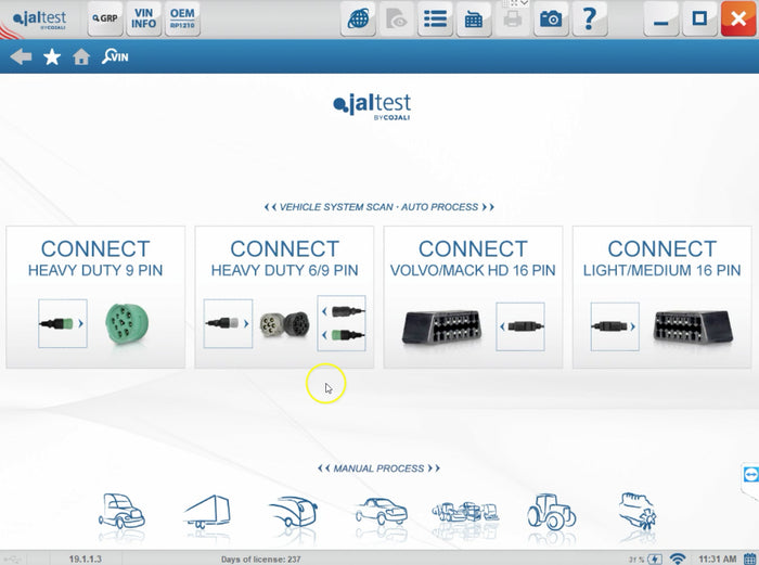 How to Register your Jaltest Software