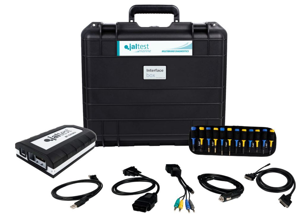 Jaltest Marine Dealer Level Diagnostic Tool for Jetski & PWC