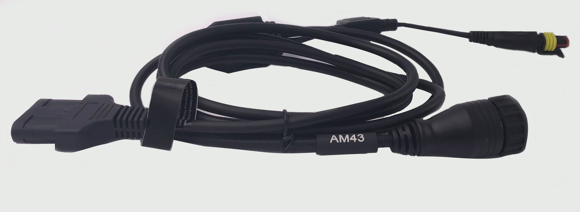 TEXA Marine (AM43)- OBD-M Cable for Mercruiser, Volvo, and More