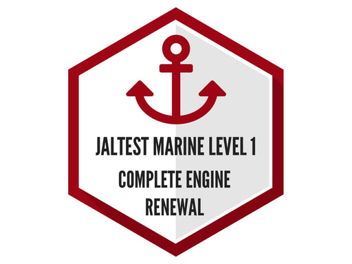 Jaltest Marine Complete Software Renewal - Level 1 (Basic)