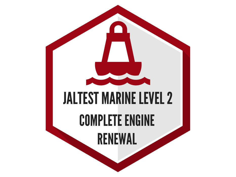 Jaltest Marine Complete Software Renewal - Level 2 (Standard)
