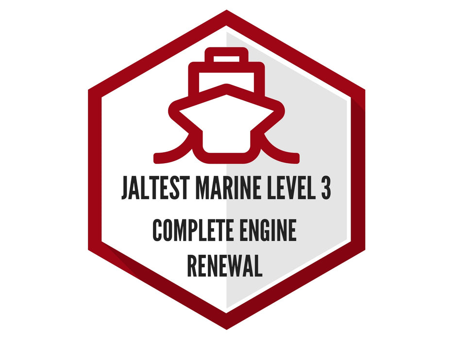 Jaltest Marine Complete Software Renewal - Level 3 (Premium)