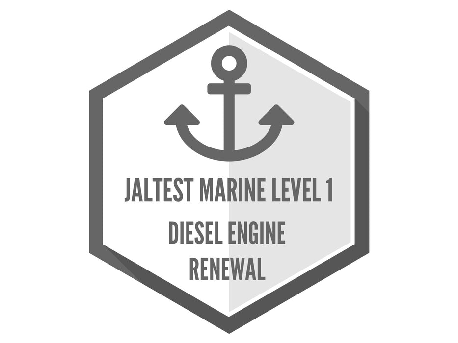 Jaltest Marine Diesel Software Renewal - Level 1 (Basic)