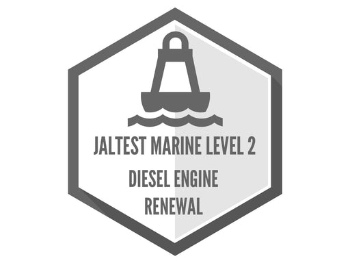 Jaltest Marine Diesel Software Renewal - Level 2 (Standard)