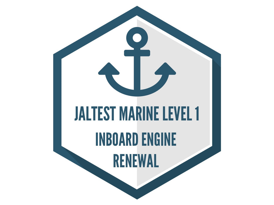Jaltest Marine Inboard Engine Software Renewal - Level 1 (Basic)