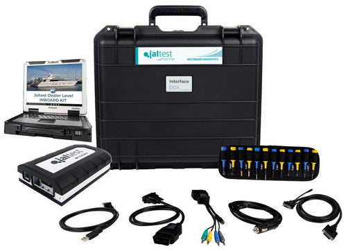 Jaltest Marine Dealer Level Diagnostic Tool for Inboard Engines