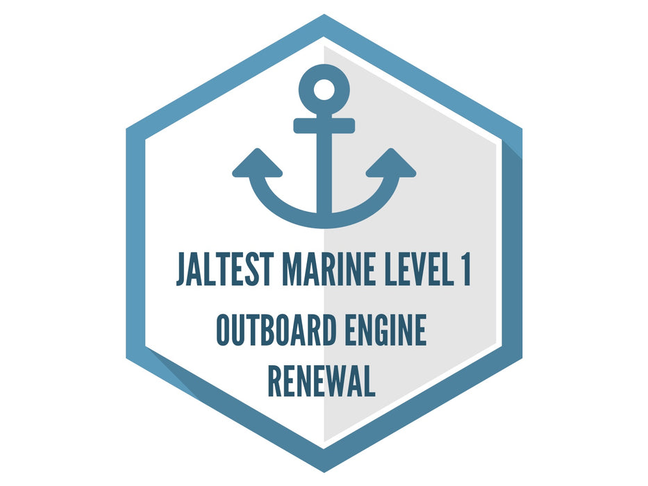 Jaltest Marine Outboard Engine Software Renewal - Level 1 (Basic)