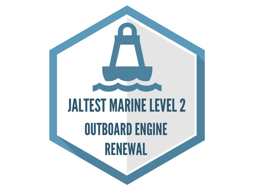 Jaltest Marine Outboard Engine Software Renewal - Level 2 (Standard)