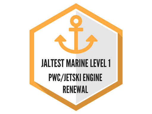 Jaltest Marine PWC Software Renewal - Level 1 (Basic)