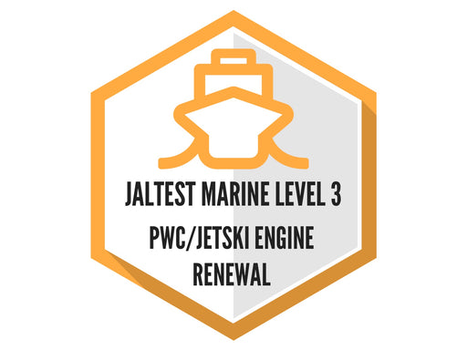 Jaltest Marine PWC Software Renewal - Level 3 (Premium)