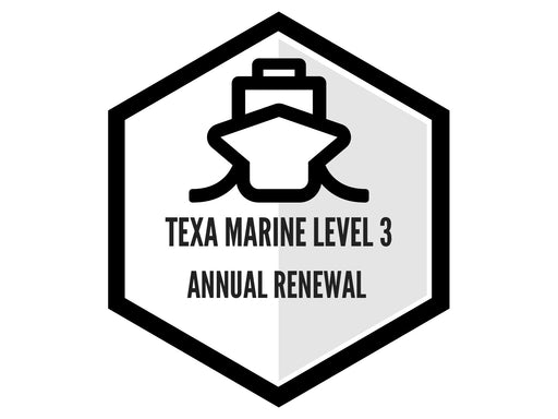 TEXA Marine Basic/Plus Annual Renewal Level 3 (Premium)