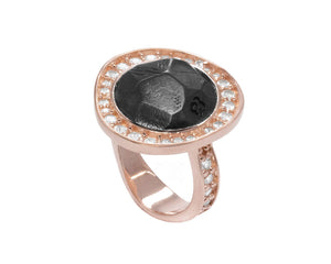 Basalt Collection - Women's Ring- Kukka jewelry