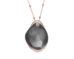 Basalt Collection - Women's Pendant- Kukka jewelry